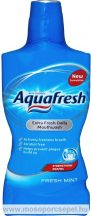 Aquafresh Szájvíz Fresh Mint (Mentolos)  500ml