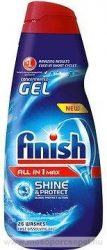 FINISH Gel All-in-1 Shine & Protect  gépi mosogató gél 32 mosogatás 650 ml