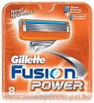 Gillette Fusion Power borotvabetét 8 db