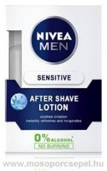 NIVEA MEN Sensitive after shave lotion érzékeny bőrre 100 ml