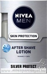 NIVEA MEN Silver Protect after shave lotion 100 ml