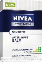 Nivea For Men Sensitive Bőrnyugtató After Shave Balzsam 100ml