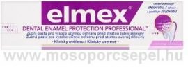 Elmex Dental Enamel Protection Professional fogkrém 75 ml