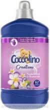 Coccolino Creations Purple Orchid & Blueberries öblítőkoncentrátum 67 mosás 1.680 l EU