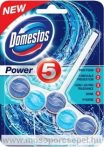 Domestos Power 5 Ocean WC frissítő 55 g