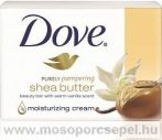 Dove Purely Pampering Shea Butter krémszappan 100 g