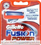Gillette Fusion Power borotvabetét 5 db