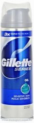 Gillette Series Sensitive 3x Triple Protection borotvazselé 200 ml