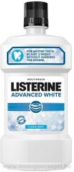 Listerine Advanced White szájvíz - 500 ml