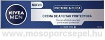 NIVEA MEN Protect & Care borotvakrém 100 ml