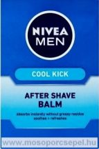 Nivea Men Cool Kick after shave balzsam 100 ml