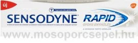 Sensodyne Rapid Whitening fogkrém 75 ml