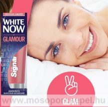 Signal White Now Glamour Nöi fogkrém 50ml